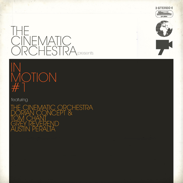 gwendalperrin.net The Cinematic Orchestra In Motion #1