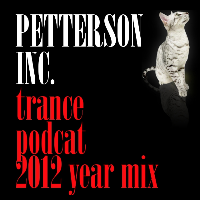 logo petterson inc trance podcat 2012