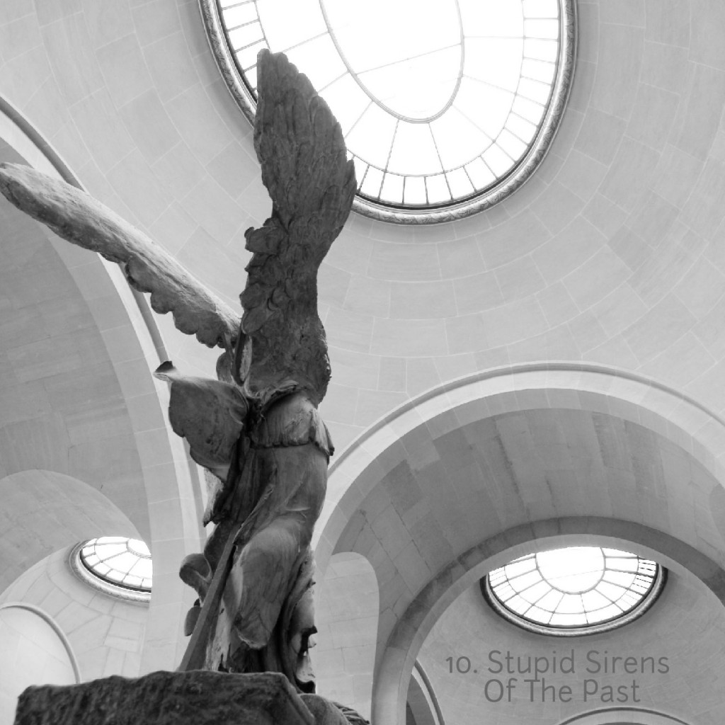 gwendalperrin.net playlist 10 stupid sirens of the past nike samothrace winged victory sullen
