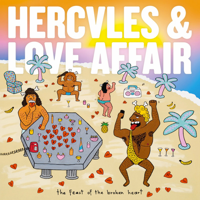 gwendalperrin.net hercules & love affair  the feast of the broken heart