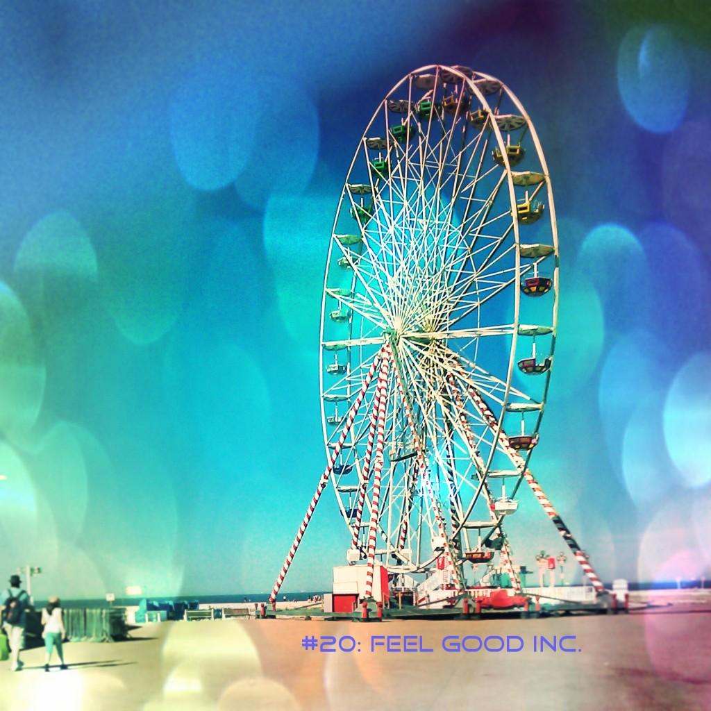 Playlist 20 Feel Good Inc Gwendalperrin Net