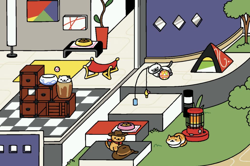 Neko Atsume  comment attirer les chats les plus rares
